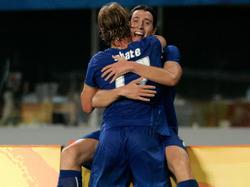 Italien startet mit 3:0 ins Olympische Turnier