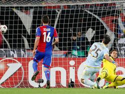 Piovaccari trifft gegen Basel