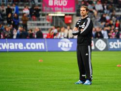 VfR-Coach Stefan Ruthenbeck darf sich auf Neuzugänge freuen