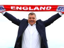 Sam Allardyce will England wieder zu altem Glanz führen