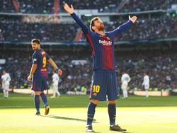 Messi ha alcanzado esta temporada unos números increíbles. (Foto: Getty)