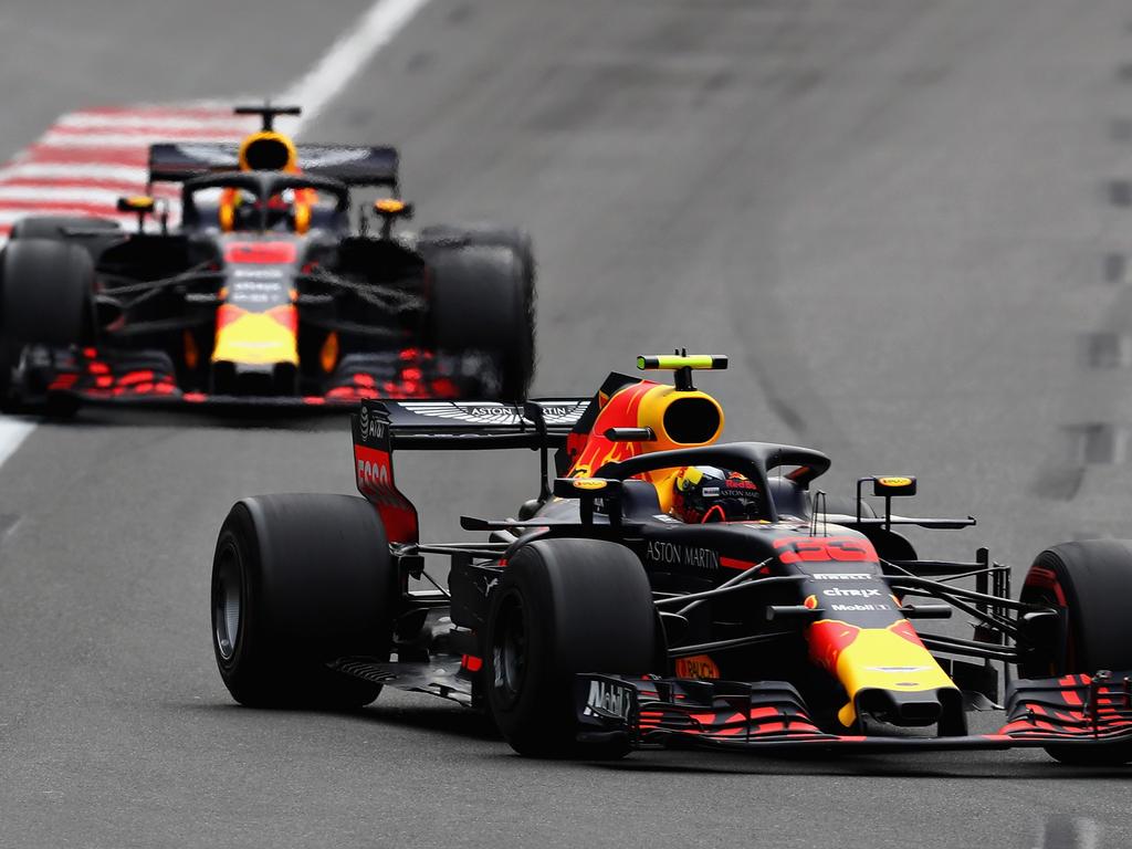 Daniel Ricciardo und Max Verstappen haben feste Regeln im Team