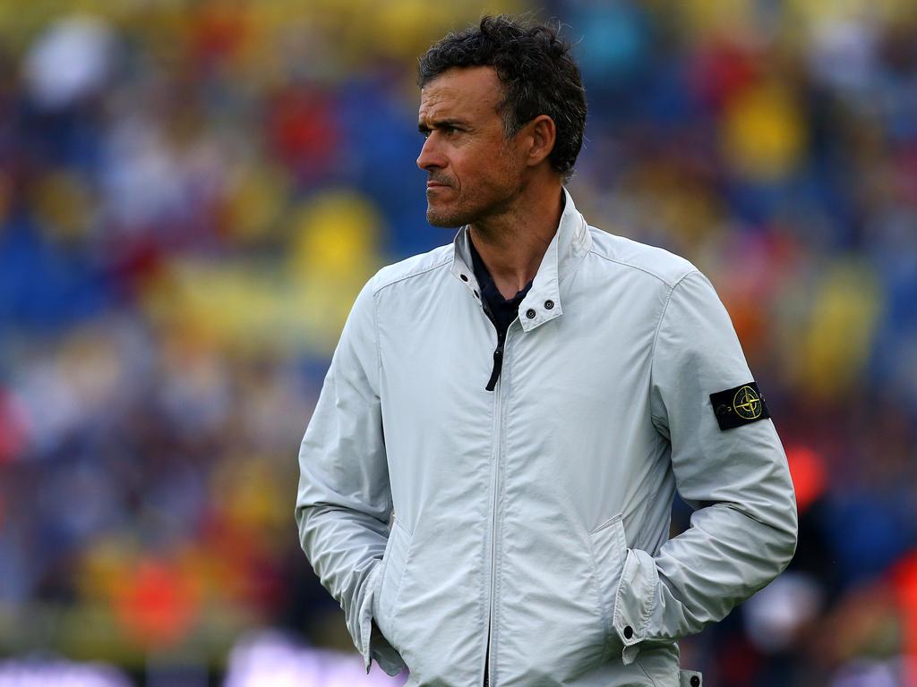 Auch Luis Enrique soll ein Kandidat für den Posten des spanischen Nationaltrainers sein