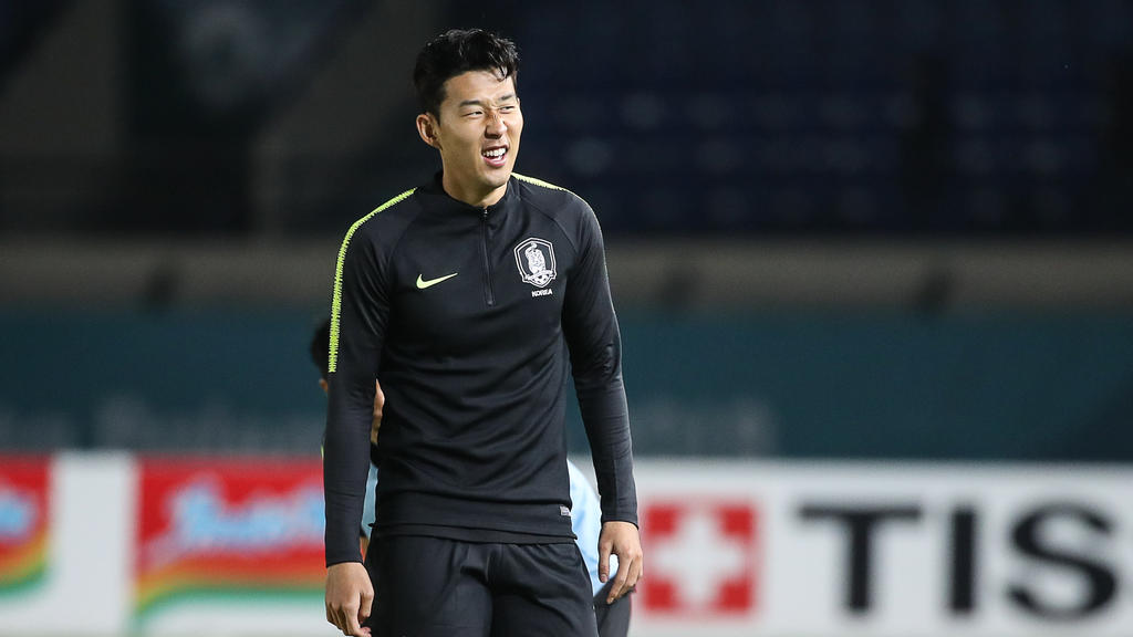 Tottenham Hotspur forward Son Heung-min is set to be spared almost two  years of military service after leading South Korea to Asian Games gold on  Saturday. c77316a44
