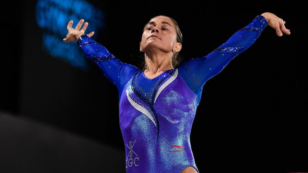 Oksana Chusovitina will 2020 in Tokio starten