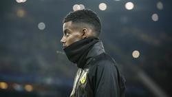 Alexander Isak kommt beim BVB noch nicht in die Spur