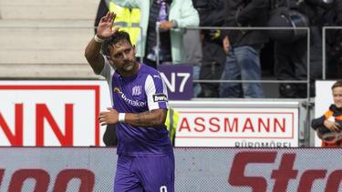 Álvarez erzielte gleich zwei Tore in Braunschweig