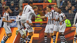 Der FC St. Pauli drehte die Partie in Ostwestfalen