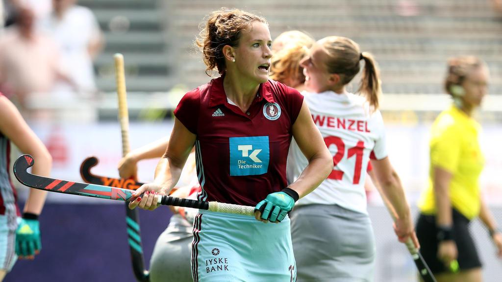 Janne Müller-Wieland spielt mit der Nationalmannschaft in der Pro League
