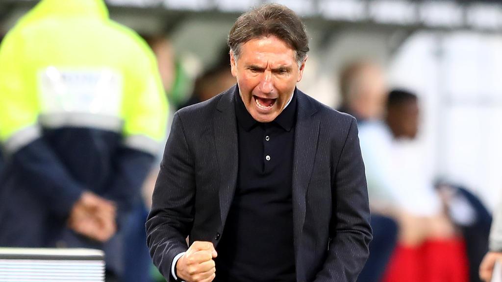 VfL-Coach Bruno Labbadia feierte am Samstag den nächsten Heimsieg