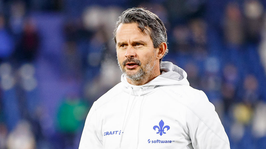 Darmstadt sucht einen Nachfolger für Dirk Schuster