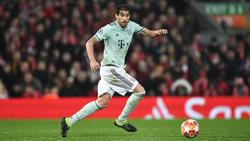 Javi Martínez hat sich beim FC Bayern zum großen Stabilisator entwickelt