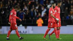 El Real Madrid va a cerrar una de sus peores campañas. (Foto: Getty)
