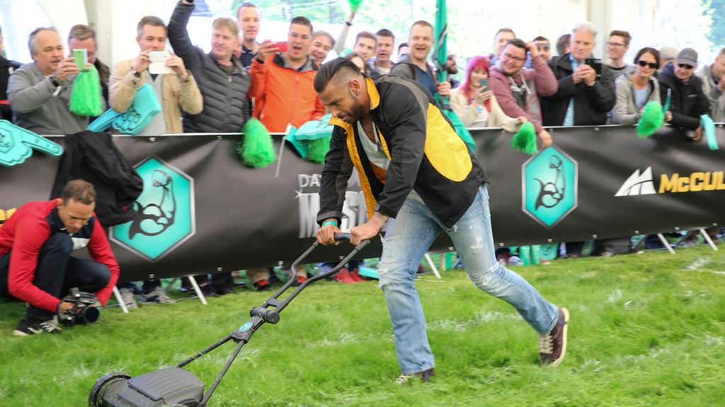 Kann sich das Präsidenten-Amt bei Werder Bremen vorstellen: Tim Wiese