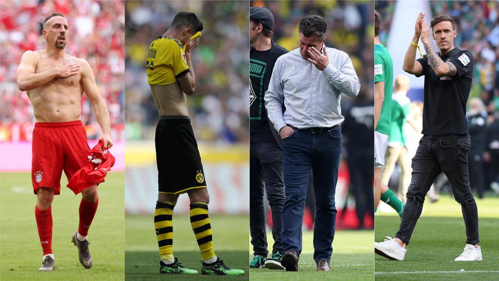 Die besten Bilder des 34. Bundesliga-Spieltags