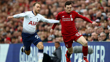 Der FC Liverpool trifft im Champions-League-Finale auf Tottenham