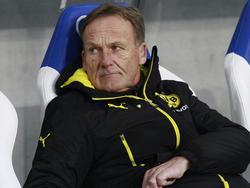 BVB-Boss Hans-Joachim Watzke regte sich tierisch über die Schiedsrichter auf