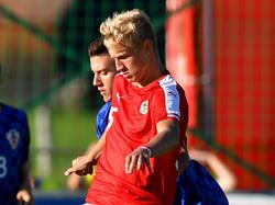 Christoph Klarer soll in St. Pölten Bundesliga-Erfahrung sammeln