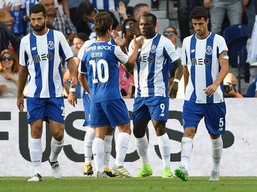 El Oporto sumó otros tres puntos en el campeonato luso. (Foto: Getty)
