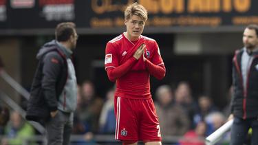 Gotoku Sakai könnte den HSV in Kürze verlassen