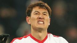 Dong-Won Ji hat sich eine Knieverletzung zugezogen