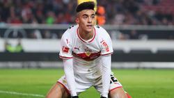Seine Zukunft ist noch ungewiss: Nicolás González