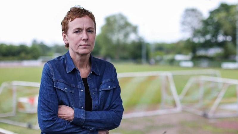 Ute Groth ist Vorsitzende des Breitensportvereins DJK TuSA 06 Düsseldorf
