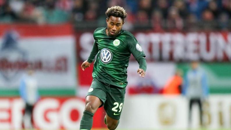 Wechselt auf Leihbasis von Wolfsburg in die niederländische Erendivisie: VfL-Spieler John Yeboah