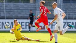 Simon Zoller und der VfL Bochum gewannen schon wieder nicht