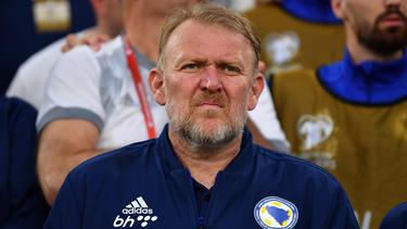 Robert Prosinecki bleibt doch Bosnien-Trainer