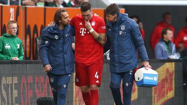 Niklas Süle ist operiert worden