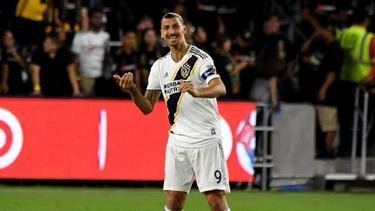 Playoff-Aus für Zlatan Ibrahimovic in der MLS