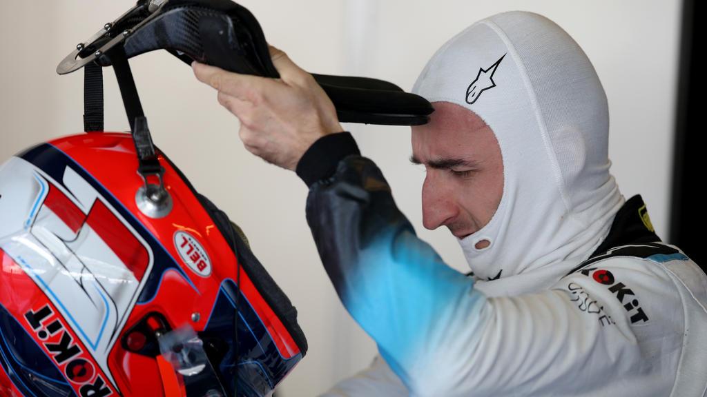 Robert Kubica hat sein möglicherweise letzten Formel-1-Rennen bestritten