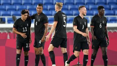 Die DFB-Elf will sich fürs Viertelfinale qualifizieren