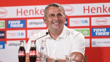 Klaus Allofs verbreitet bei Fortuna Düsseldorf Aufbruchstimmung