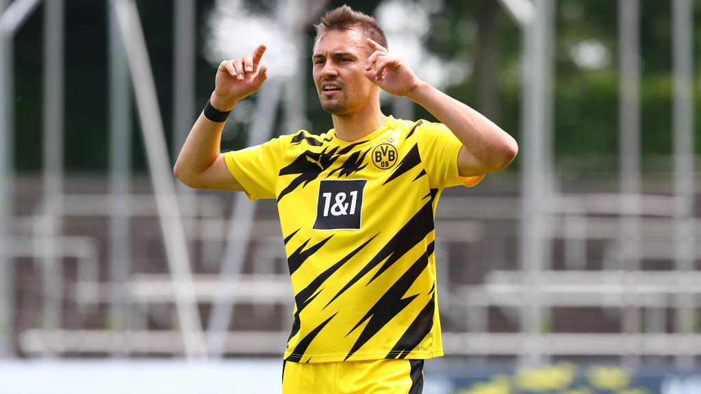Franz Pfanne gehört zu den erfahreneren Spielern beim BVB II