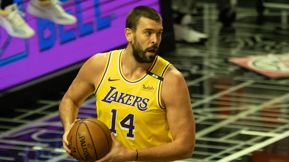 Marc Gasol verlässt die Lakers