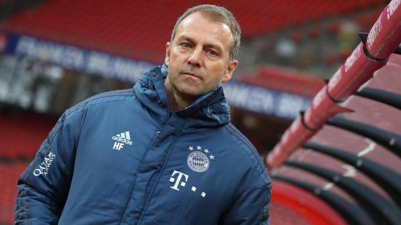 Hansi Flick will mit den Bayern eine starke Rückrunde spielen