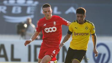 Dimitri Lavalée (l.) wechselt nach Mainz