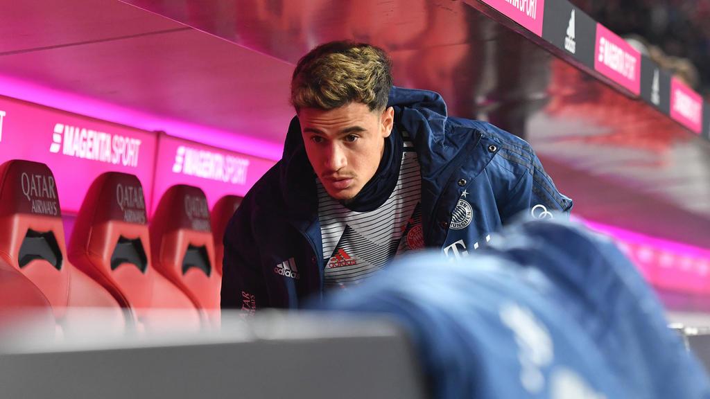 Zieht der FC Bayern die Kaufoption für Coutinho?