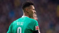 Davie Selke gehört gegen Hertha BSC nicht zum Bremer Aufgebot