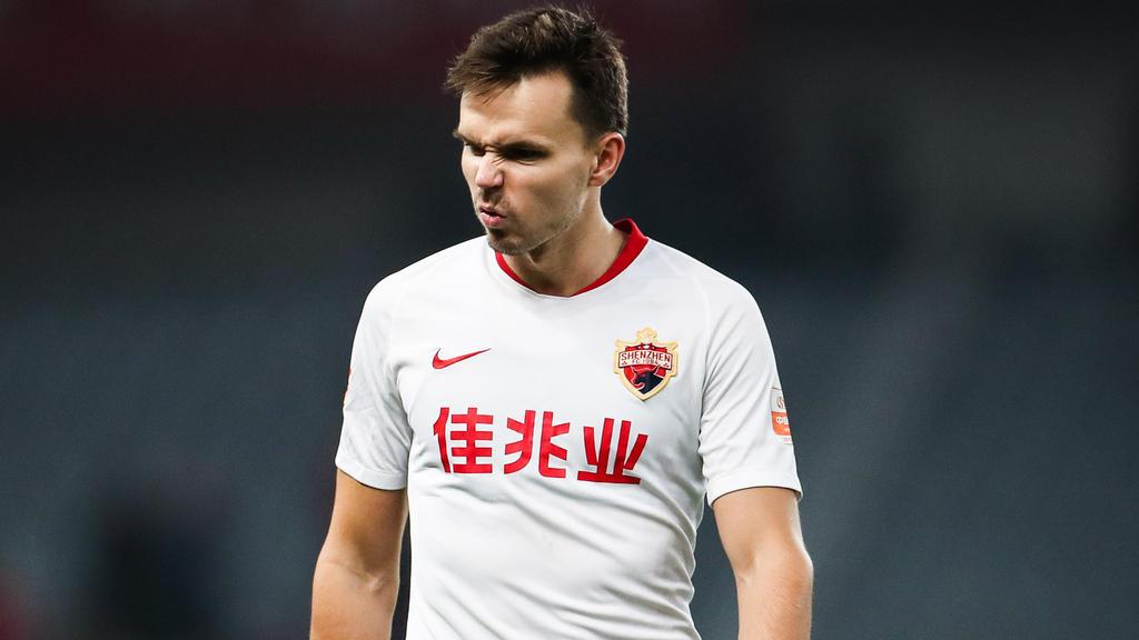"""从繁荣到萧条的中国足球的面孔""""阴冷的冬天"""""""