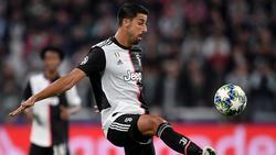 Sami Khedira ist nach seiner Knie-OP offenbar wieder einsatzbereit
