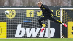 Auch BVB-Star Erling Haaland wird ab Montag in Zweier-Gruppen trainieren
