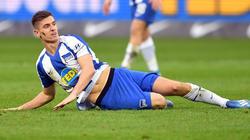 Krzysztof Piatek wird Hertha im Pokal fehlen