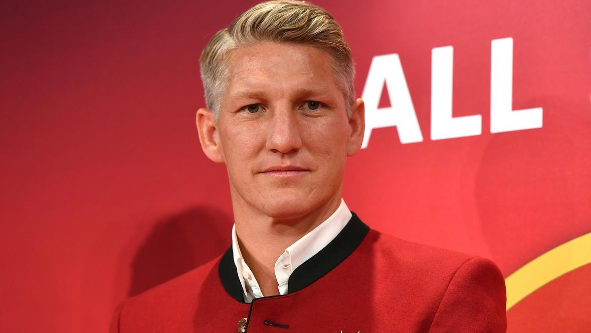 Traut dem FCBayern viel zu im Saisonendspurt:Bastian Schweinsteiger