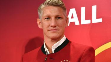 """Spricht über """"seinen"""" FC Bayern: Bastian Schweinsteiger"""