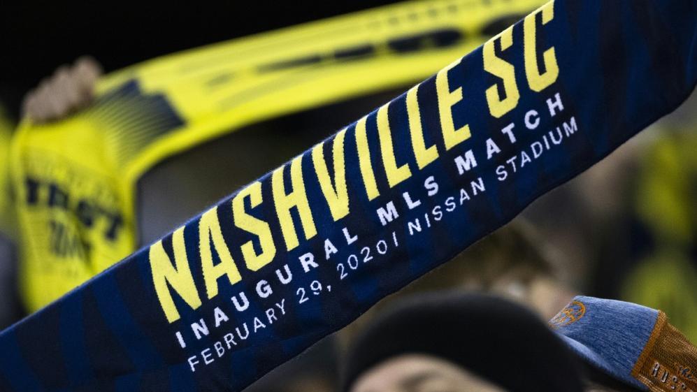 Nashville ist vom MLS-Turnier ausgeschlossen worden