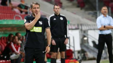 Havelse-Coach Zimmermann soll auf der Wunschliste des FC Schalke gestanden haben