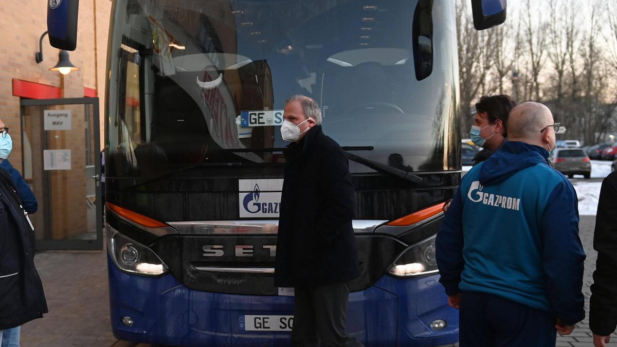 Jochen Schneider und der FC Schalke 04 trennen sich